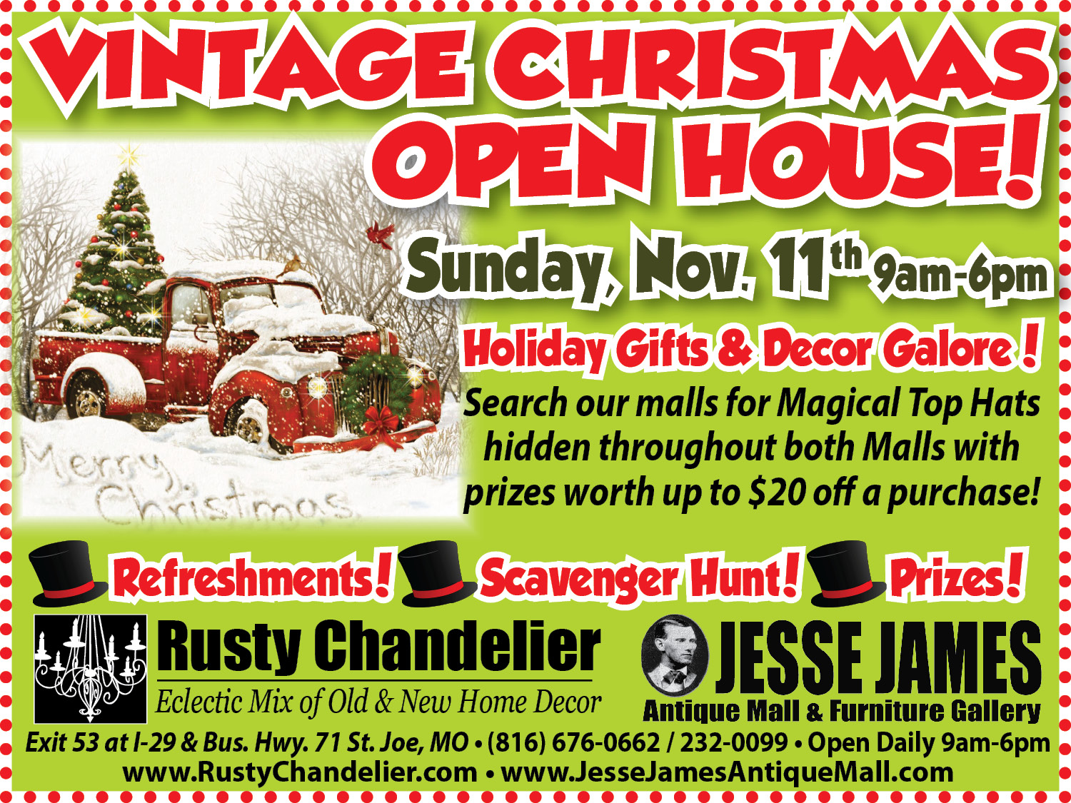 Christmas Open House.Vintage Christmas Open House Rusty Chandelier
